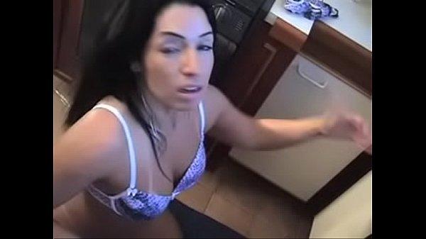 Danieze Santiago Nua - Video Modelo Danieze Santiago Pelada