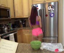 Jeni Juice anal - Video de sexo Jeni Juice nua